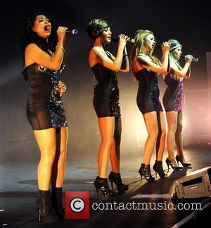 Vanessa White, Frankie Sandford, Mollie King, The Saturdays and Una Healy