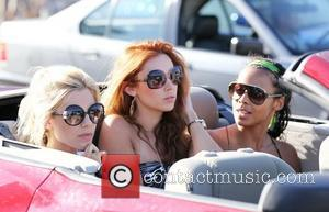 Mollie King, Rochelle Wiseman, The Saturdays and Una Healy
