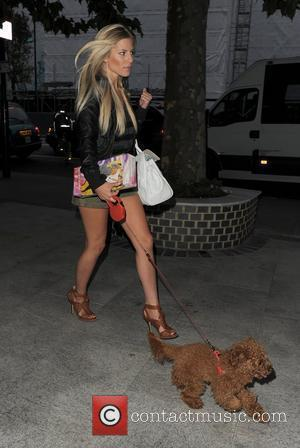 Mollie King, Britney Spears, The Band and The Saturdays