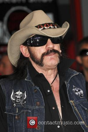 Lemmy Kilmister The Scorpions are inducted on Hollywood's RockWalk  Los Angeles, California - 06.04.10
