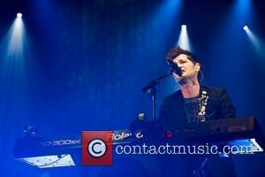 The Script performing at HMV Hammersmith Apollo London, England - 13.09.10
