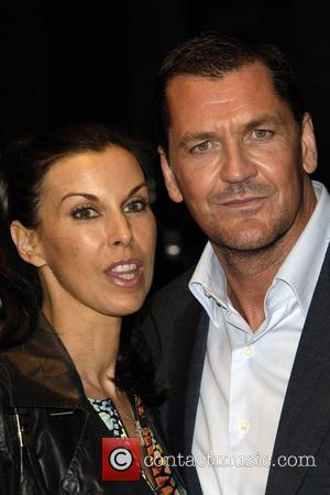 Craig Fairbrass and Guest The UK premiere of 'The Shouting Men' held at Odeon West End London, England - 02.03.10