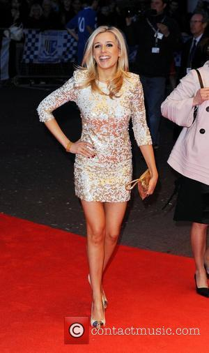 Lara Lewington 'The Shouting Men' film premiere at the Odeon Leicester Square London, England - 02.03.10