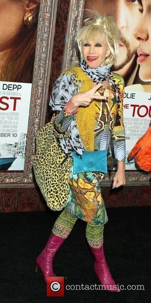 Betsey Johnson World premiere of 'The Tourist' held at Ziegfeld Theatre - Arrivals New York City, USA - 06.12.10