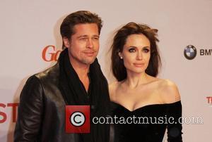 Angelina Jolie, Berlin and Brad Pitt