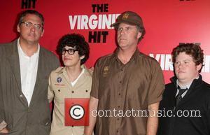 Adam McKay, Matt Bennett, Will Ferrell and Zack Pearlman Special KROQ Screening of The Virginity Hit held at the Regal...