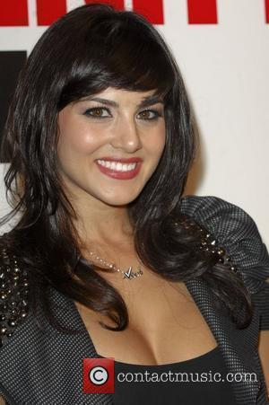 Sunny Leone  Special KROQ Screening of The Virginity Hit held at the Regal Cinemas - LA Live!  Los...