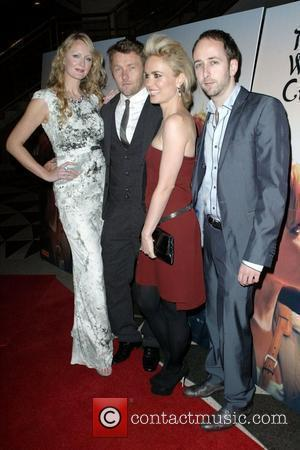 Claire Mccarthy, Joel Edgerton and Radha Mitchell
