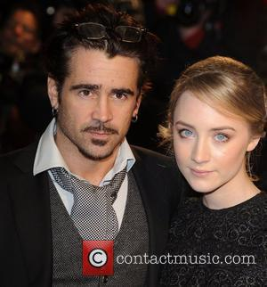Colin Farrell and Saoirse Ronan