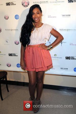 Melanie Fiona and Pink