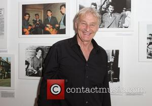 Rod Davis The launch of 'This Boy: John Lennon in Liverpool' at Mr. Music Head Gallery. An exhibition of 30...