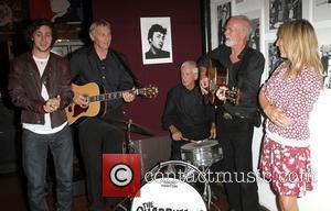 The Quarrymen, Aaron Johnson, John Lennon and Sam Taylor-wood
