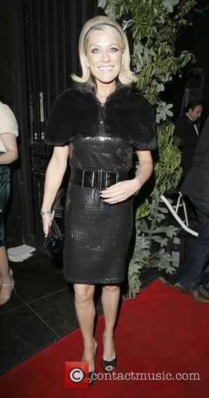 Zoe Lucker This Morning 21st Birthday Party held at Studio Valbonne London, England - 10.12.09