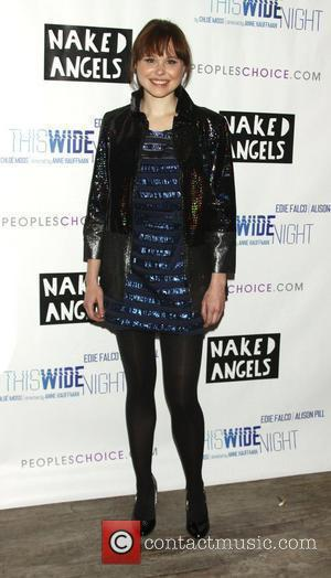 Alison Pill  attending the opening night after party for the Off-Broadway production of 'This Wide Night' held at the...