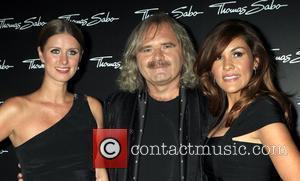 Nicky Hilton, Thomas Sabo and Mrs. Sabo