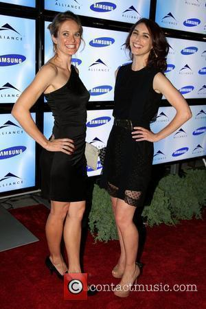 Rachel Blanchard and Liane Balaban