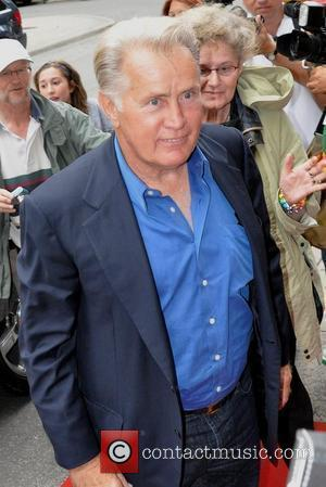 Martin Sheen arriving at his hotel The 35th Toronto International Film Festival Toronto, Canada - 12.09.10