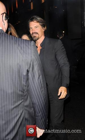Josh Brolin attends the Instyle party at AME during the 35th Toronto International Film Festival 2010 Toronto, Canada - 11.09.10