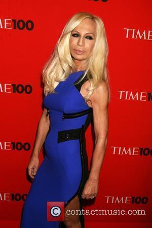 Donatella Versace 2010 TIME 100 Gala at the Time Warner Center New York City, USA - 04.05.10