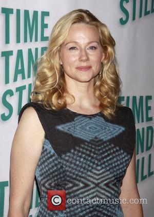Laura Linney wearing Derek Lam  Opening night after party for the Broadway production of 'Time Stands Still' held at...