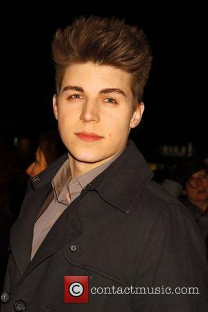 Nolan Gerard Funk Opening night of the play 'Time Stands Still' at the Samuel J. Friedman Theatre - Outside Arrivals...