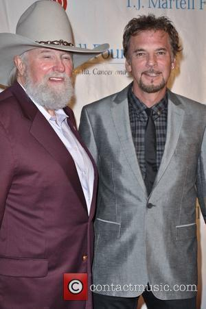 Charlie Daniels and Kenny Loggins