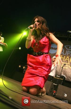 Gabriella Cilmi The 2010 TMF Awards held at Volkspark Enschede, Holland - 28.06.10