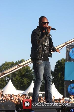Taio Cruz The 2010 TMF Awards held at Volkspark Enschede, Holland - 28.06.10