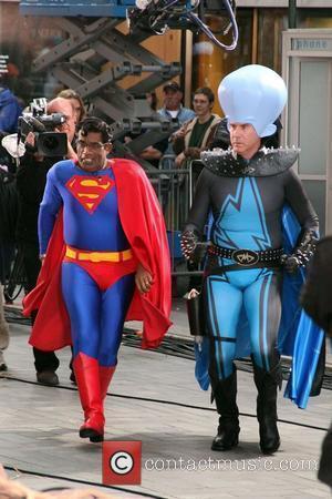 Al Roker and Will Ferrell NBC's 'Today Show' celebrates Halloween at Rockefeller Center New York City, USA - 29.10.10