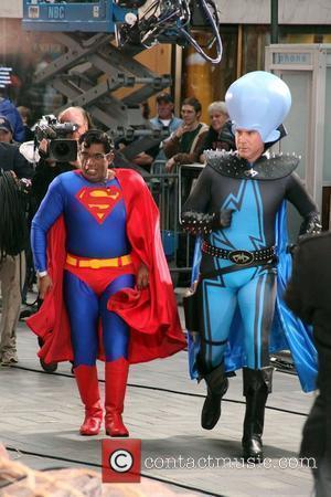 Al Roker and Will Ferrell