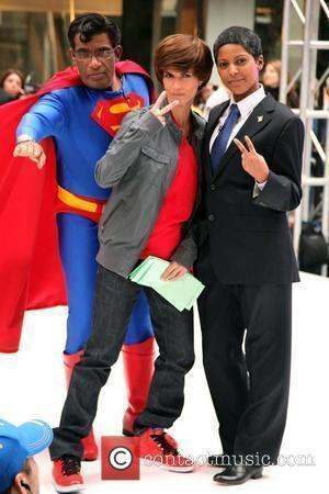 Al Roker, Natalie Moralas, Tamryn Hall  NBC's 'Today Show' celebrates Halloween at Rockefeller Center New York City, USA -...