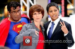 Al Roker, Barack Obama, Justin Bieber and Superman