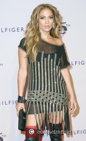 Jennifer Lopez, Celebration and Tommy Hilfiger