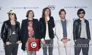 The Strokes, Celebration and Tommy Hilfiger