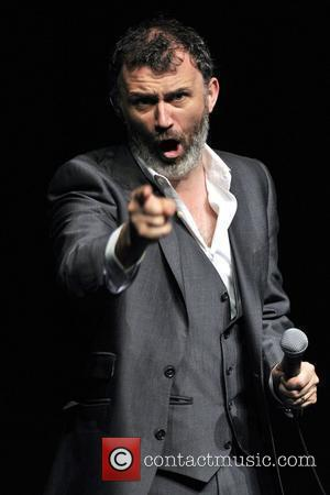 Tommy Tiernan  performing on the opening night of 'Just For Laughs' Toronto Festival at the St. Lawrence Centre for...
