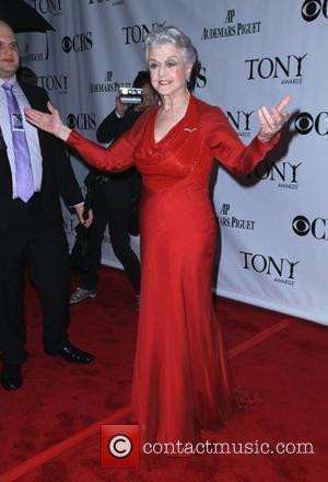 Angela Lansbury  The 64th Tony Awards held at the Radio City Music Hall Arrivals New York City, USA -...