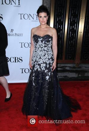 Idina Menzel  The 64th Tony Awards held at the Radio City Music Hall Arrivals New York City, USA -...