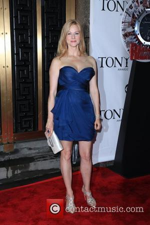 Laura Linney  The 64th Tony Awards held at the Radio City Music Hall Arrivals New York City, USA -...