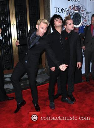 Mike Dirnt, Billie Joe Armstrong and Green Day