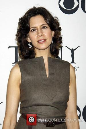 Jessica Hecht 2010 Tony Awards Meet The Nominees Reception held at the Millennium Broadway Hotel.  New York City, USA...