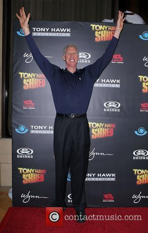 Bill Walton, Las Vegas and Tony Hawk