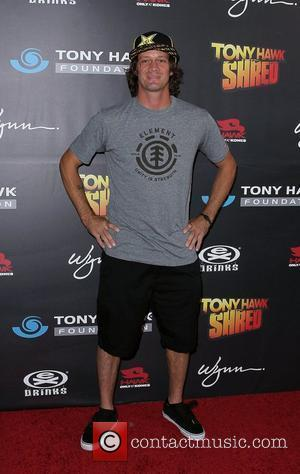 Bucky Lasek, Las Vegas and Tony Hawk