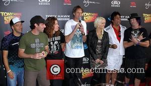 Shaun White, Erik Estrada, Holly Madison, Las Vegas and Tony Hawk