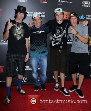 Sloan, Bucky Lasek, Las Vegas and Tony Hawk