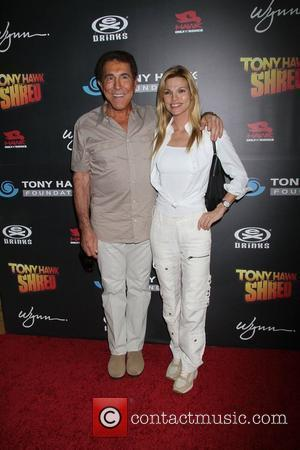 Steve Wynn, Andrea Hissom Tony Hawk: Shred presents the Stand Up For Skateparks Benefit at the Wynn Resort & Casino....