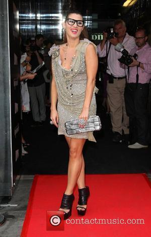 Grace Woodward Britain's Next Top Model series 6 launch party held at Circus London, England - 30.06.10