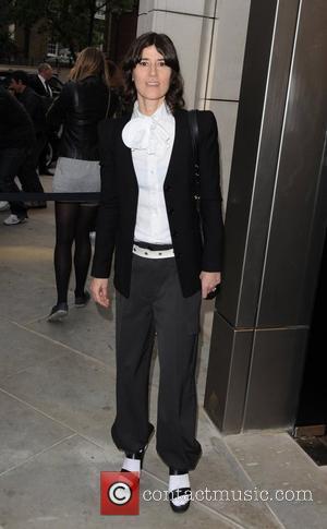 Bella Freud Topshop opens at Knightsbridge - arrivals. London, England - 19.05.10