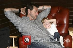 Dean Mcdermott and Son Liam Mcdermott