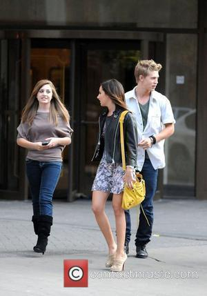 Ashley Tisdale and Austin Butler