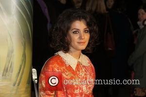 Katie Melua Cirque du Soleil UK Premiere of 'Totem' at the Royal Albert Hall - Arrivals London, England - 05.01.11